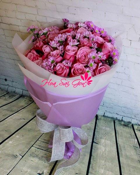 Hình ảnh 43 bó hoa sinh nhật đẹp làm say đắm mọi cô gái Hinh-anh-43-bo-hoa-sinh-nhat-dep-lam-say-dam-moi-co-gai-2