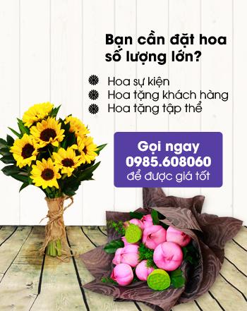 d8f2c12d44 Giỏ hoa Ước mơ xanh chính là món quà sinh nhật ý nghĩa để bạn gửi gắm tình  cảm chân thành đến người nhận.